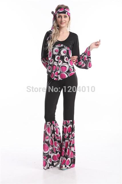party costume ZY535 3 retro costume 2015 nova moda adulto Back para ...