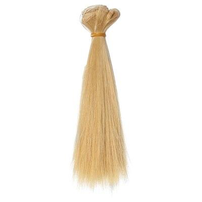 1pcs-15cm100CM-black-gold-brown-straight-hair-for-dolls-13-14-BJD-doll-wigs-Accessories-3