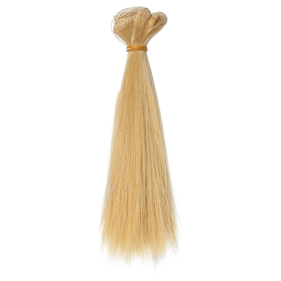 15 cm * 100 CM pelucas de la muñeca / pelo refuerza bjd pelo negro - Muñecas y peluches - foto 4