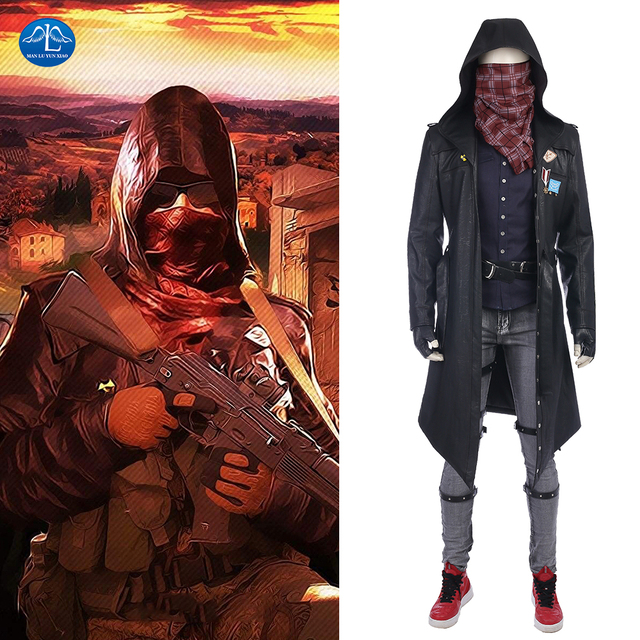 New Game Playerunknowns Battlegrounds Costume Pubg Cosplay Costume Halloween Costumes For Men Custom Made Free Shipping