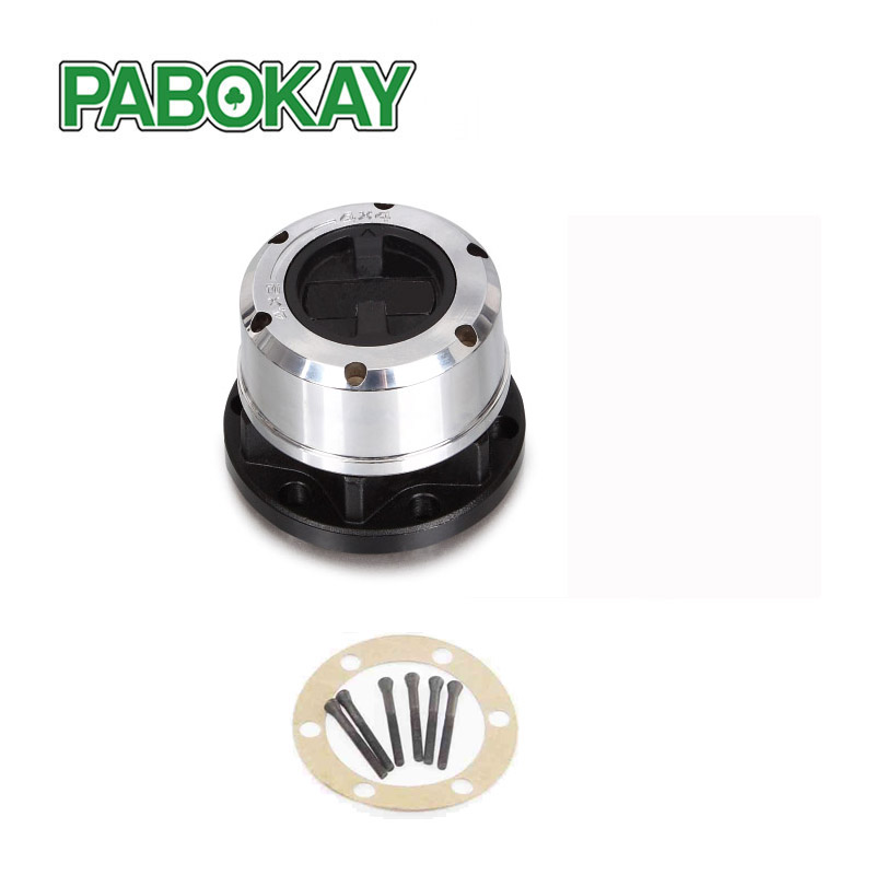 1 piece x For SSANGYONG Korando II Musso SUV Rexton TD Musso Pick Up Locking hubs FREE Wheel hub B035 AVM450 цена
