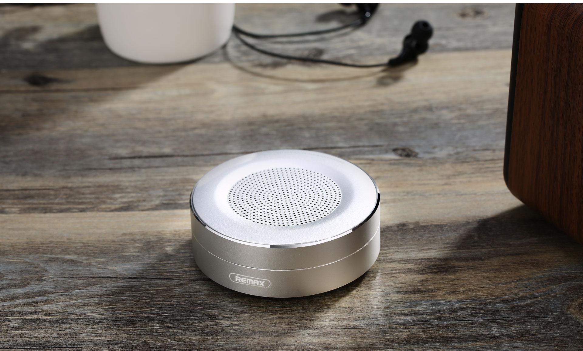 HTB1hAwJjH1YBuNjSszhq6AUsFXaU Remax Bluetooth Portable Speaker RB-M13 - Black
