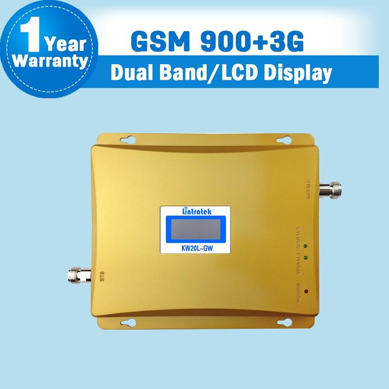 GSM Repeater 2100 3G Penguat Sinyal Seluler gsm 900 3G UMTS 2100 MHz - Aksesori dan suku cadang ponsel - Foto 2