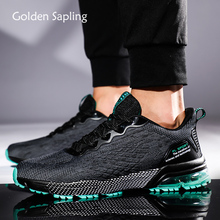 Golden Sapling Cushioning Air Men's Sneakers 2019 New High Quality Running Shoes