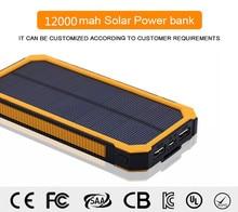 Новая дешевая OEM 12000 мАч Power Bank, мобильный источник питания, Portable зарядное устройство не 50000 мАч