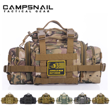 Tactical Molle Sports Bags Men's Outdoor Ultra-light Hunting Soldier Ultimate Stealth Heavy Duty Carrier Sport Bag
