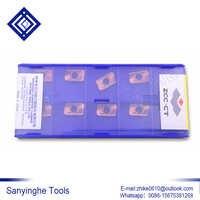 ZCC กะรัต 40 ชิ้น YB9320 APKT11T304-APM APKT11T308-APM APKT11T312-APM APKT11T316-APM cnc คาร์ไบด์เครื่องมือตัด milling แทรก