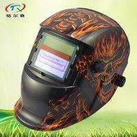 렌즈 필터 용접 헬멧 태양 전지 및 배터리 자동 어둡게 용접 마스크 장비 tig mig mma 전기 기계 hd32 (2233ff)