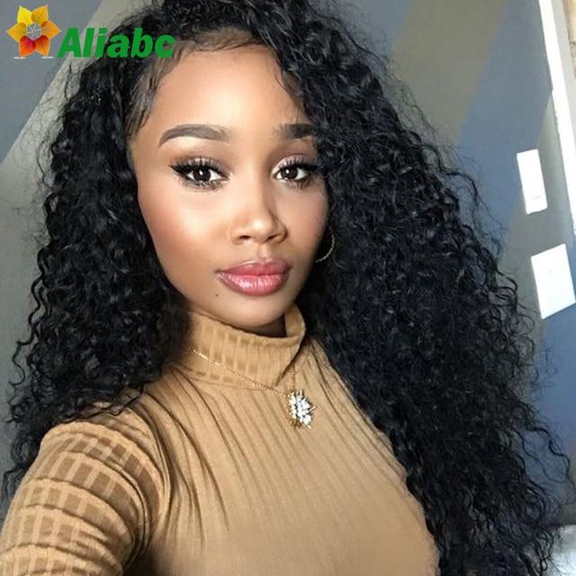 7a Virgin Malaysian Curly Hair 2pcs Lot Ali Abc Products