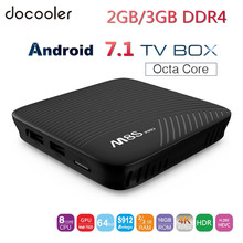 2G/3G DDR4 16G/32G Amlogic S912 Octa-core M8S PRO Android 7.1 Smart TV Box 2,4G/5G Wifi BT 4,1 Airpay Miracast 4 Karat Media Player