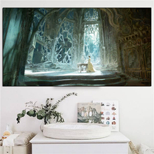 Beauty And Beast Belle Sketches Wall Art Canvas Posters Prints  Painting Pictures For Office Bedroom Home Decor Accessories
