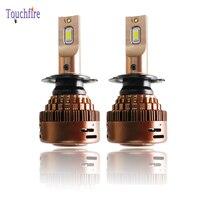 2Pcs/Lot H1 H4 H7 H9 H11 9005 9006 9012 Car Bulbs LED Headlamp Canbus No Error 60W 8000LM Auto Light Fog Headlight DC 12V 24V