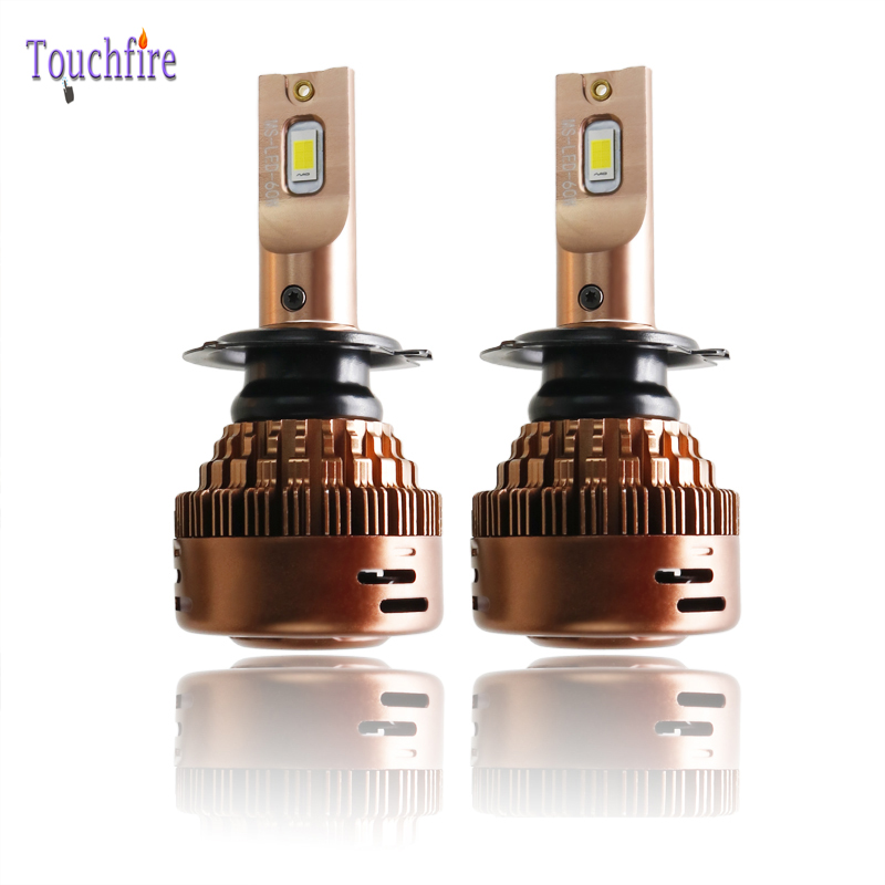 Nighteye Voiture 9005 HB3 9000LM LED 72W Conversion Phare 6500K Ampoules Blanc