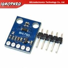 50pcs GY 302 BH1750 BH1750FVI di illuminazione intensità della luce modulo 3 V 5 V