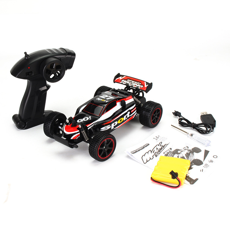RC Car Remote Control Racing Car Climbing Electric Car 15KM/H High Speed Off Road Truck Toys For Children Adults