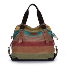 Fashion Women Messenger Bags Canvas louis Tote Patchwork Travel Crossbody Bags Female Shopping Tote Handbag Casual Shoulder Bag