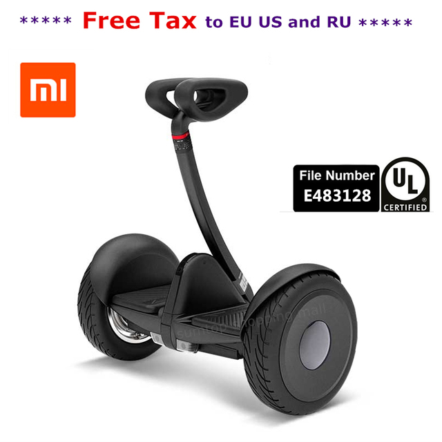 Original ninebot xiaomi mijia mini smart hoverboard self balancing scooter electric 2 wheel hover board skateboard UL2272