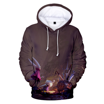 3D Hollow Knight Hoodies 1