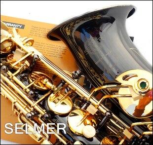 Cheap Selmer 54 alto saxophone e musical instrument black ni-au double key