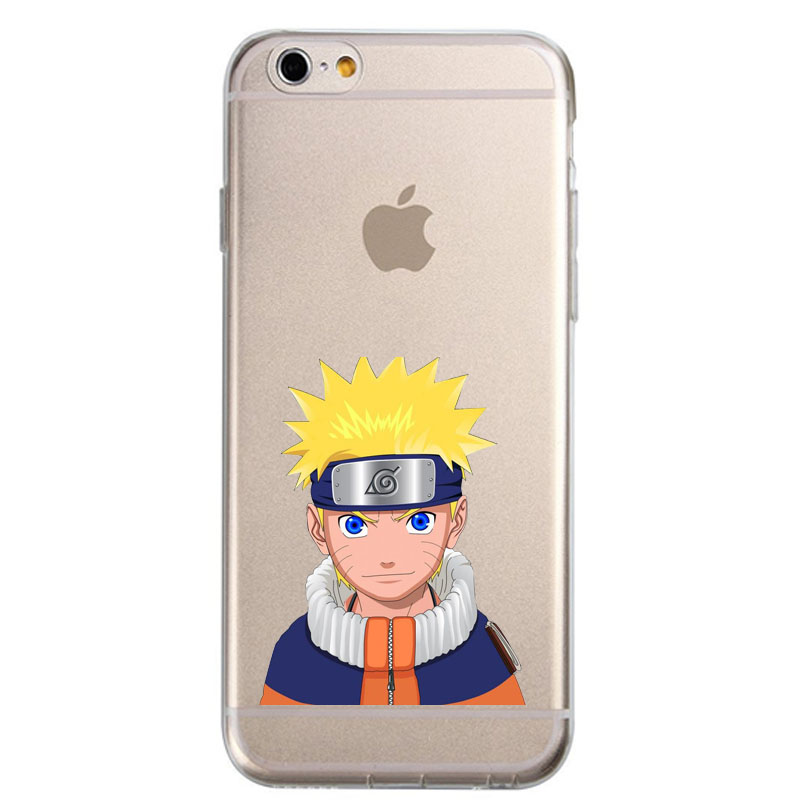 Naruto Phone Case Cover For IPhone Anime Crazy Store