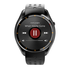 Newest I3 Smart Watch MTK6580 Android 5.1 OS Silicone Leather Wristband SIM Card 3G WIFI GPS Google Play Heart Rate Smartwatch