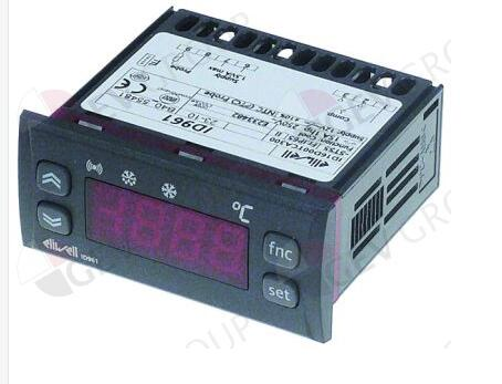 ELIWELL ID961 DIGITAL TEMPERATURE CONTROLLER 12V model IDP17D0300000