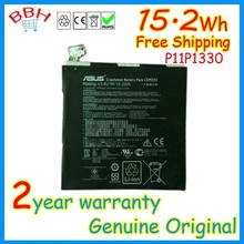 new Real authentic C11P1330 batttey for asus pill batteria batteries AKKU Three.8V 15.2Wh