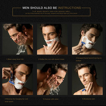 Масло для бороды для мужчин, 10 мл, быстрорастущее увлажняющее средство для лица, уход за t ресницами, питает мужчин t MV99