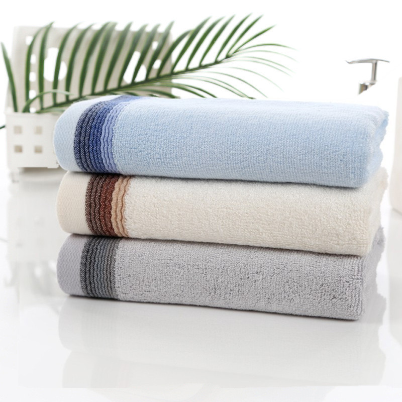 Travel Towel Bamboo: Factory Direct Bamboo Fiber Cheap Quality Face Towels For