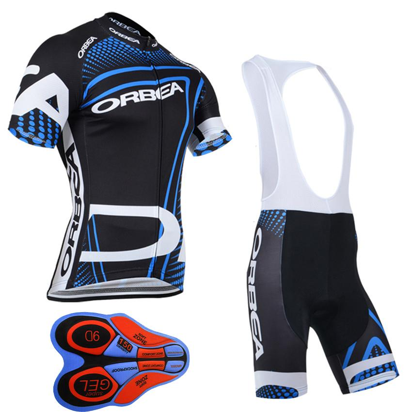 2018 New Pro team Orbea Cycling Breathable jerseys 100% Polyester Cycling set Clothing/Quick-Dry Ropa bicycle Ciclismo cheap A23 cycling clothing rushed mtb mavic 2017 bike jerseys men for graffiti cycling polyester breathable bicycle new multicolor s 6xl