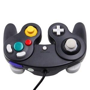Image 2 - Wired Game Handvat Gamepad Shock Stick Joypad Vibration Voor Nintendo Voor Wii Gamecube Voor Ngccontroller Voor Pad Joystick