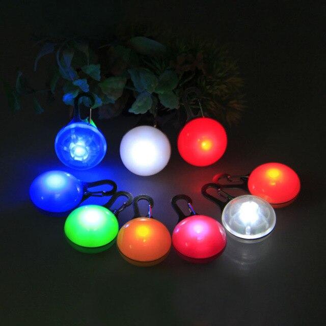 Dogs LED Flashing Glow Collars Products LED Light Luminou Collars Pet Supplies Collar Pet Dog Cats Identity Pet Accessories  5