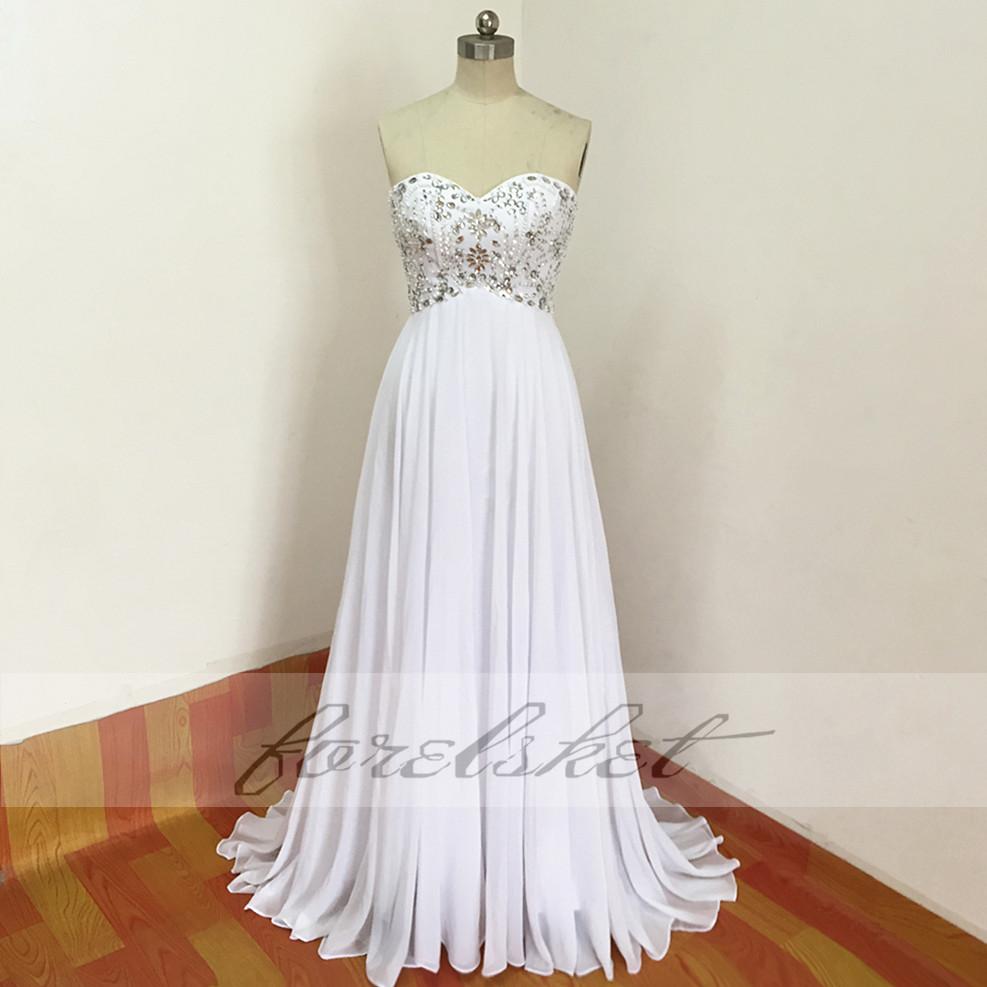Sexy Chiffon A Line Beach Wedding Dresses Vintage Boho Cheap Bridal Gowns Vestidos De Novia Robe De Mariage Bridal Gown in stock 23