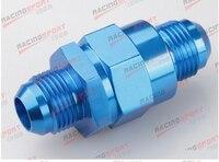 AN -10 AN10 AN 10 10AN Billet Check Valve Water Fuel oil aluminum BLUE FF-2520