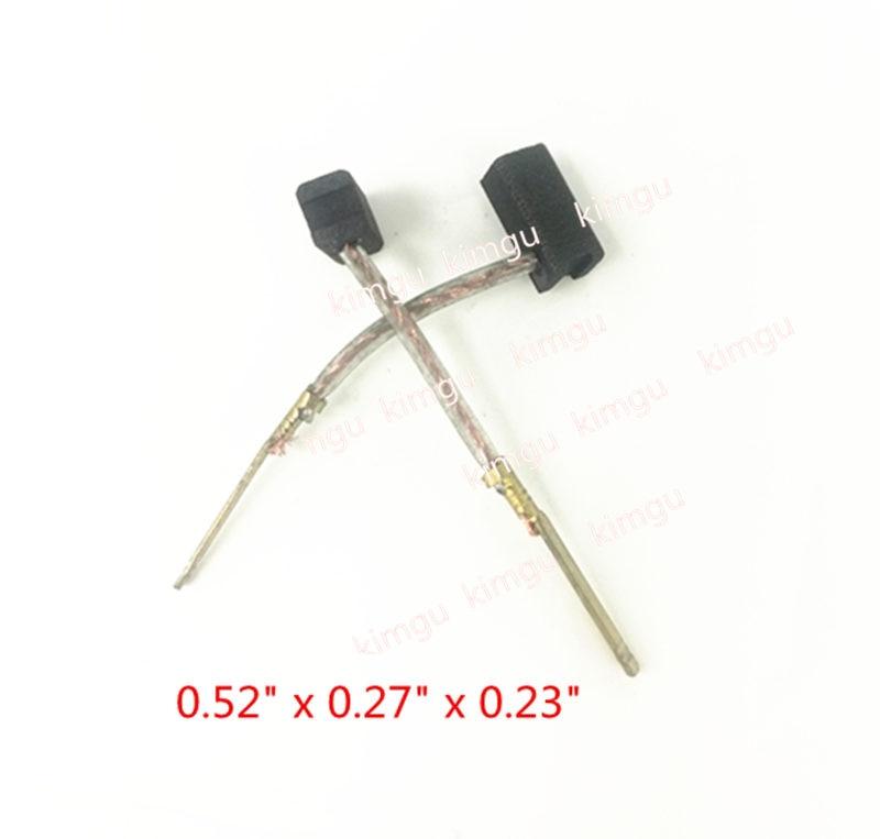 Carbon Brushes For DeWALT 445861-25 445861-03 DW318 DW402 DW421 DW443 DW887 DW402 DW313 D26450 DW160 DW682 DW893  DW317 DW887