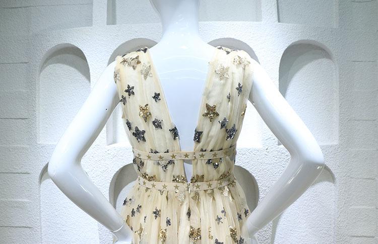 HTB1hB5pPFXXXXafaXXXq6xXFXXXi - Summer Dress  Star Beads Jacobs Deep V JKP064