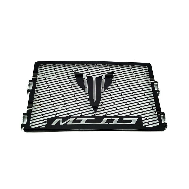 MT07 FZ07 MT-07 FZ-07 Motorcycle Radiator Grille Guard Cover Protector For Yamaha MT07 2013 2014 2015 2016 2017 for yamaha mt 07 fz 07 mt07 fz07 2014 2016 motorcycle accessories cnc aluminum engine protector guard cover frame slider blue