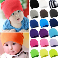 New Unisex Baby Cap Beanie Boy Girl Toddler Children Cotton Soft Cute Hat