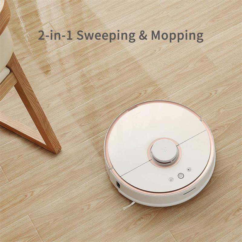 Original Roborock S50 55 MI Robot Vacuum Cleaner with Automatic Sweeping and Dust Sterilize for Home 3