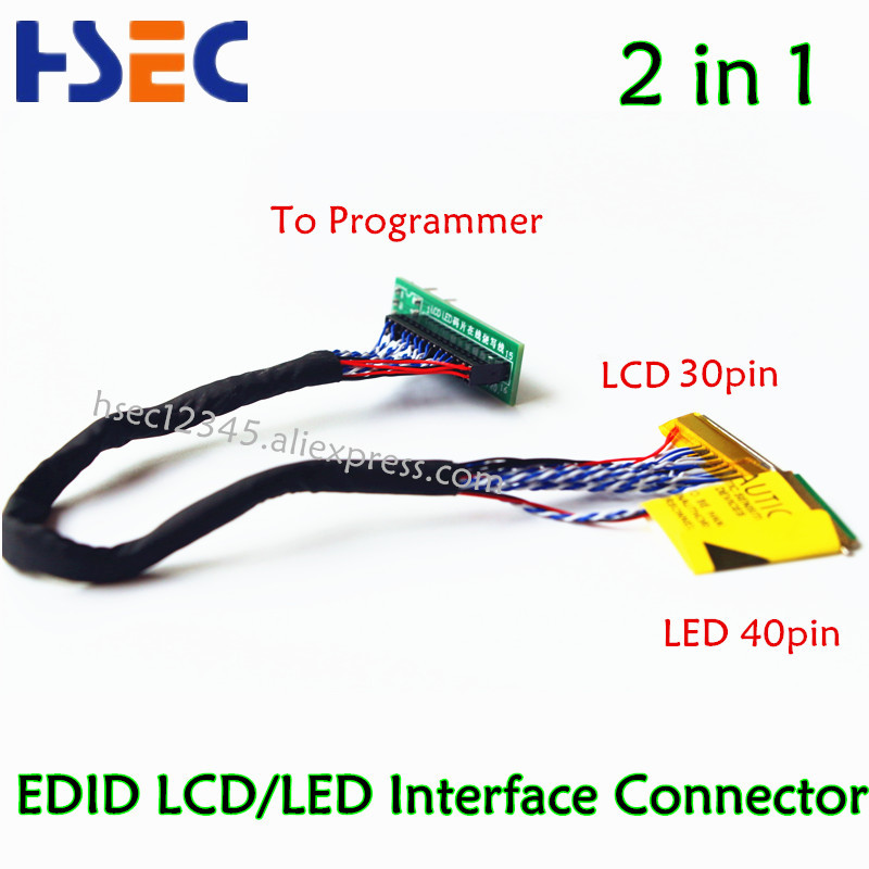 HOT DISCOUNT) RT809F Serial ISP Programmer + EDID Cable Tool
