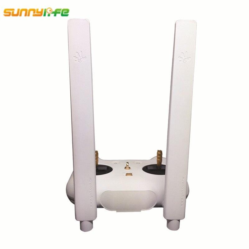 Sunnylife для Xiao mi 4 к Drone Refitting антенна 8DB Omni 7DB Ori пульт дистанционного управления усилитель сигнала 5 км для mi 4 к Drone аксессуары