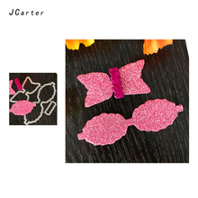 JCarter Bow Tie Shape Metal Cutting Dies for Scrapbooking DIY Album Embossing Folder Cards Maker Photo Frame Template  Stencil