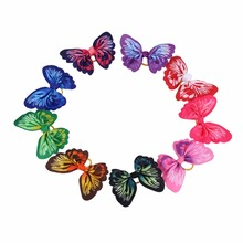 ФОТО Small Dogs Bows Hair Accessories Puppy  Pets Hair Clips Yorkshire Grooming Table Dog Bows Accessories noeud pour chien