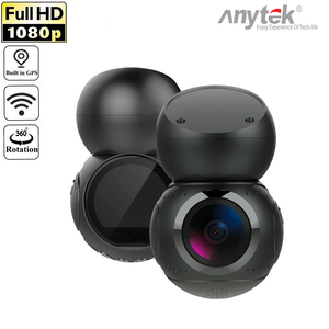 Image 1 - Anytek G21 170 Degree Lens 1080P Full HD NTK96658 WiFi Car DVR Dash Camera Video Recorder Motion Detection GPS Car DashCam