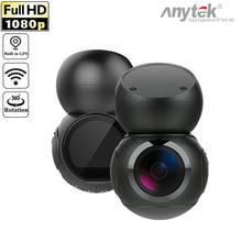 Anytek G21 170 градусов объектив 1080P Full HD NTK96658 Wi-Fi Видеорегистраторы для автомобилей тире Камера видео Регистраторы обнаружения движения gps автомобильный DashCam