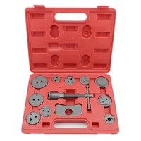 12pc Brake Pad Brake Wheel Cylinder Replacement Tool Disc Brake Adjustment Tool Set Brake Pads Regulator