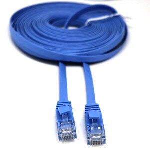 Image 4 - Cavo HDMI HDMI CAT6 di Ethernet di LAN della Rete Via Cavo Piatto UTP Patch Router Interessante Lotto 15 M di estensione 0508