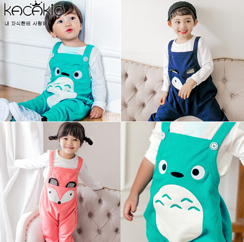 Totoro-Fox-Baby-Pants-Boys-Girls-Casual-Harem-Pants-Baby-Girl-Clothes-Newborn-Infant-Loose-Trousers-Overalls-Cute-Cartoon-Pants-1