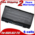 JIGU Laptop battery For Asus T12C T12Er T12Fg T12Jg T12Ug X51H X51L X51R X51RL X58 X58C X58L X58Le A31-T12 A32-T12 A32-X51