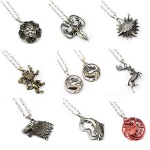 All Noble Houses Necklaces (8 styles)